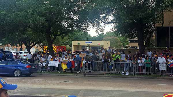 houston protesta contra maduro 3