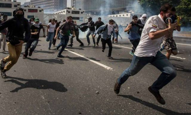 Wall Street Journal presagia una guerra civil en Venezuela